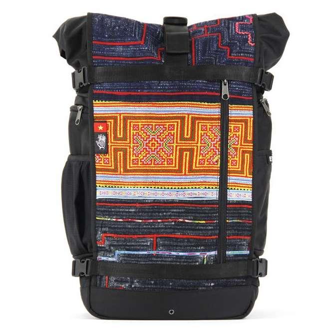 Ethnotek Raja Reise-Rucksack XL 46 - Vietnam 6