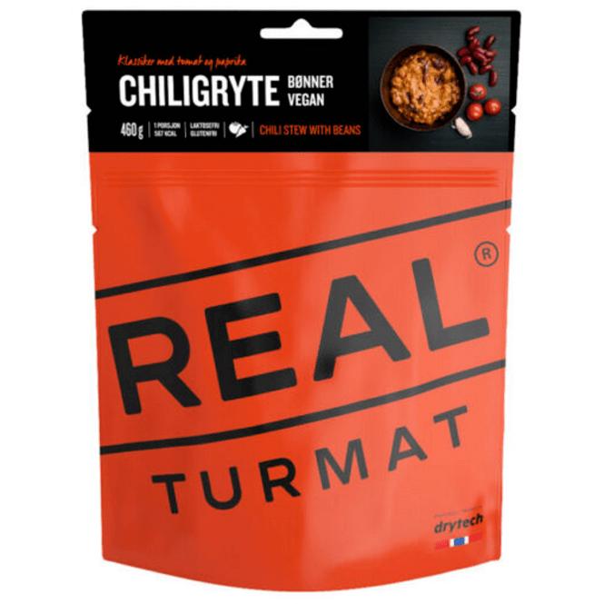 Real Turmat Chili Eintopf Vegan