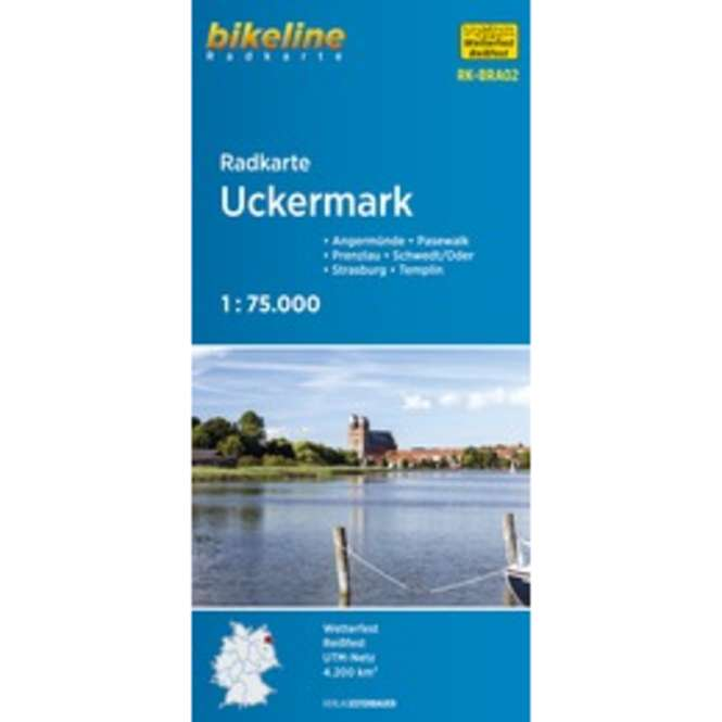 bikeline Uckermark
