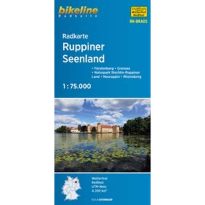bikeline Ruppiner Seenland