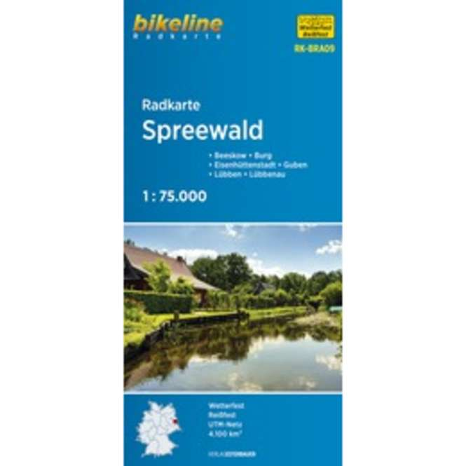 bikeline Spreewald