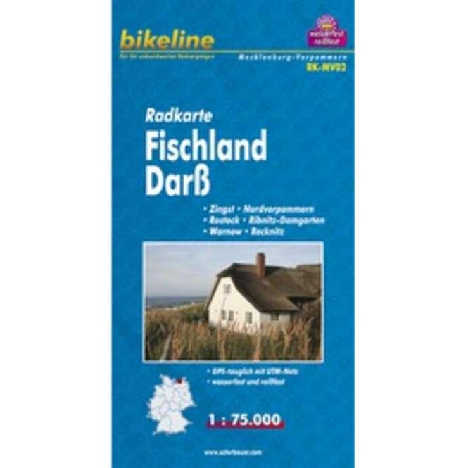 bikeline Fischland, Darß