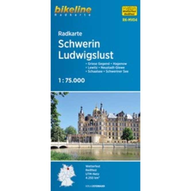 bikeline Schwerin, Ludwigslust