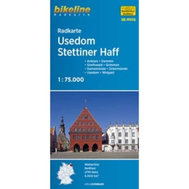 bikeline Usedom, Stettiner Haff