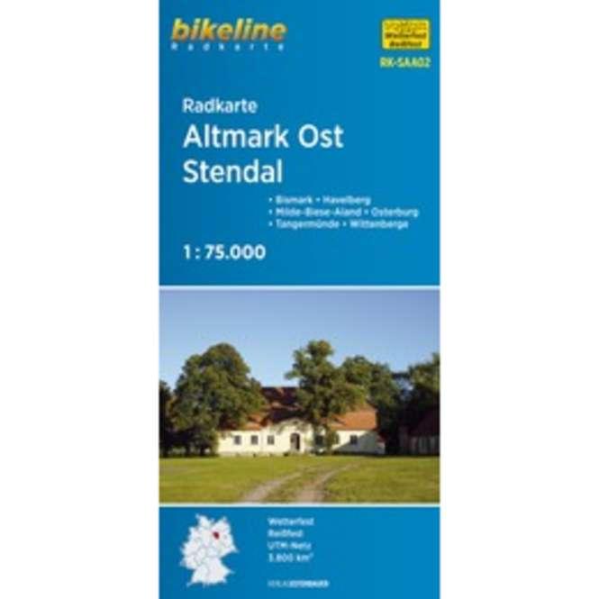 bikeline Altmark Ost, Stendal