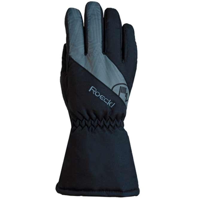 Roeckl Kids Auron Glove - black/grey | 4
