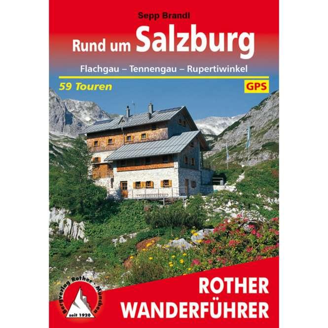 Bergverlag Rother Rund um Salzburg
