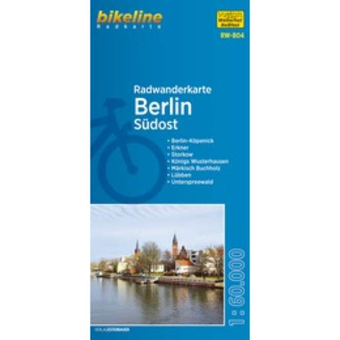 bikeline Berlin Südost