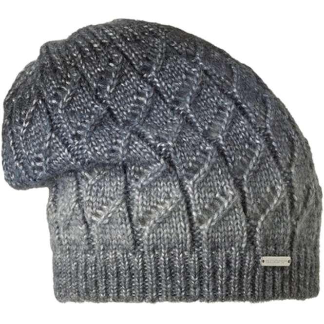 Stöhr Saza Mütze - schwarz