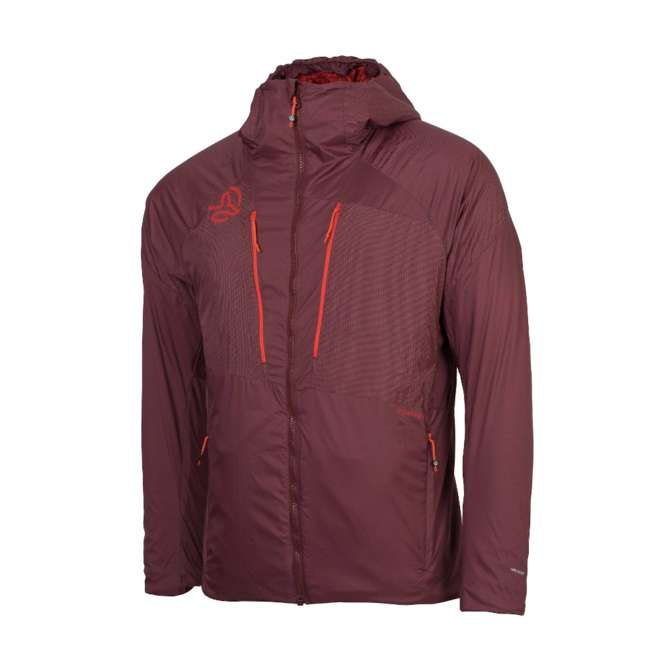 Ternua Kimo Jacket M - rumba red | M