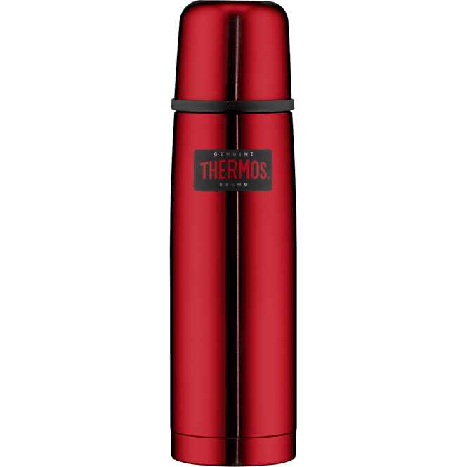 Thermos Thermosflasche Light & Compact - 0,5 L - cranberry