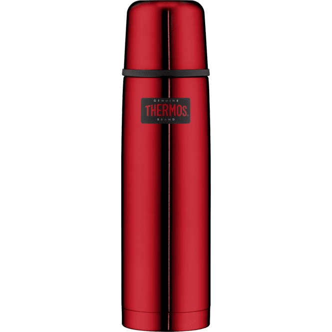 Thermos Thermosflasche Light & Compact - 0,75 L - cranberry