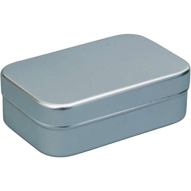 Trangia Brotdose Aluminium groß