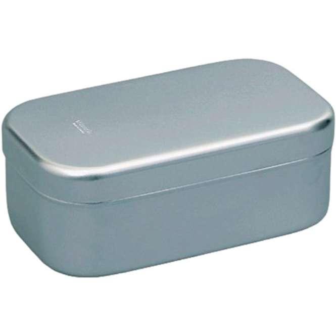 Trangia Brotdose Aluminium klein
