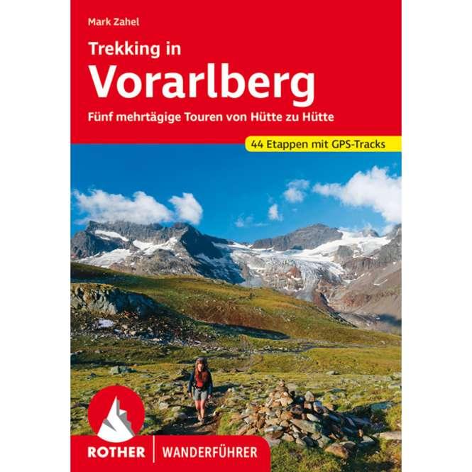 Bergverlag Rother Trekking in Vorarlberg