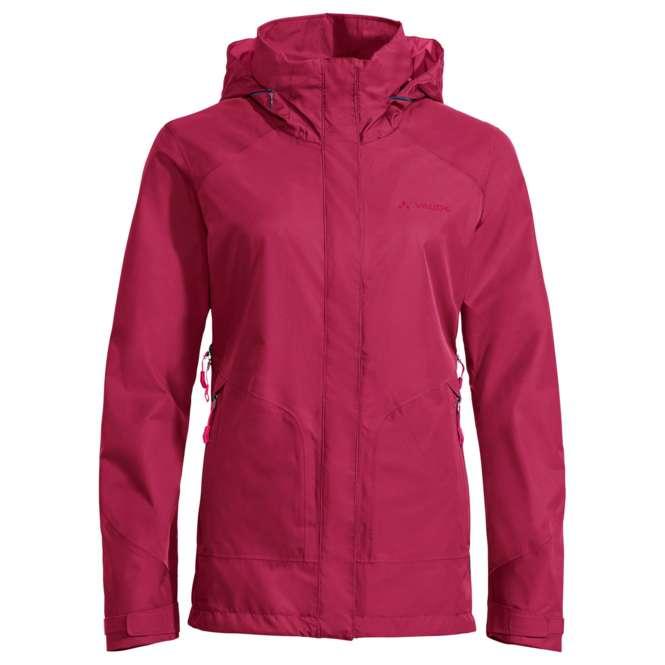 Vaude Women's Elope Jacket - crimson red | 40