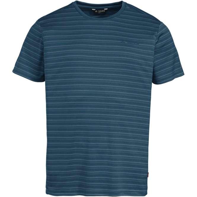 Vaude Men's Feeny T-Shirt - baltic sea   L