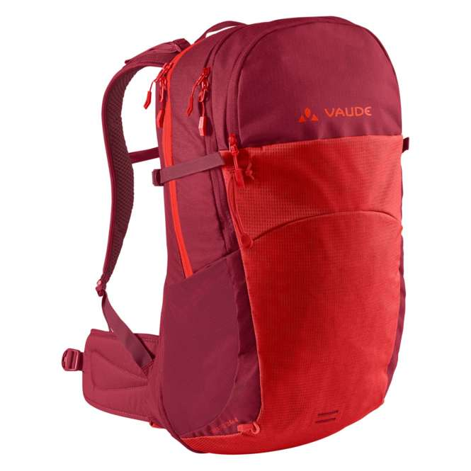 Vaude Wizard 24+4 - mars red