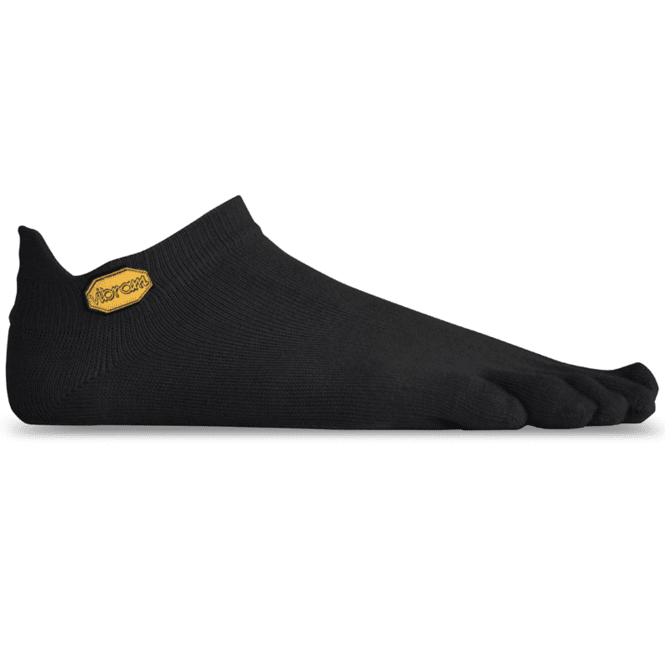 Vibram Five Fingers Zehensocken No Show - black | S