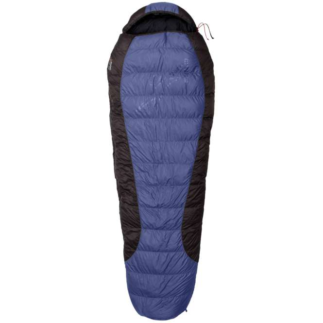 Warmpeace Viking 600 - blue/grey/black - long / links