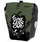 one less car olive black