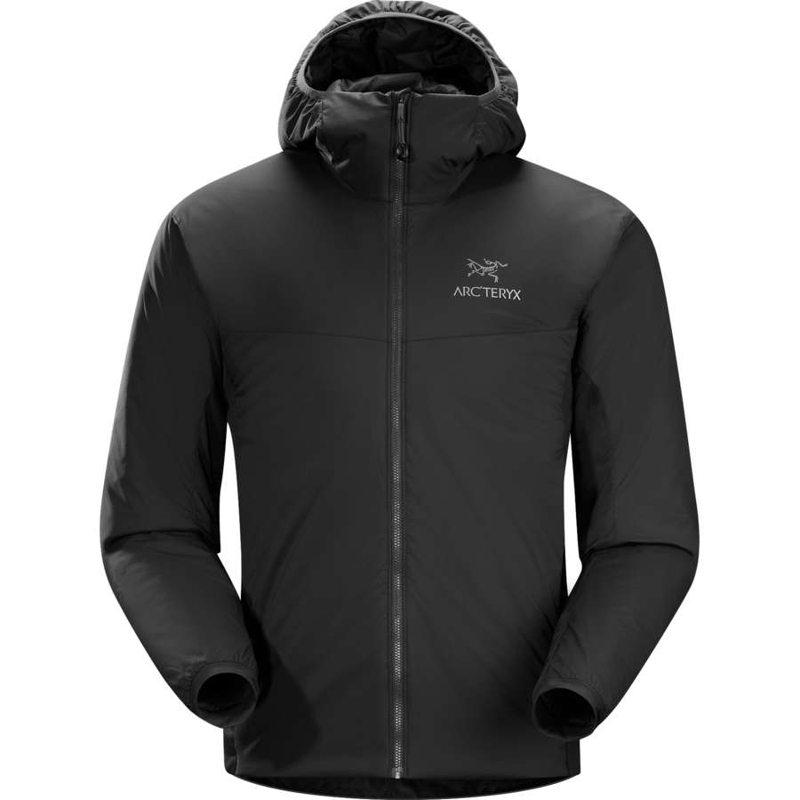 Atom LT Hoody Men black | S