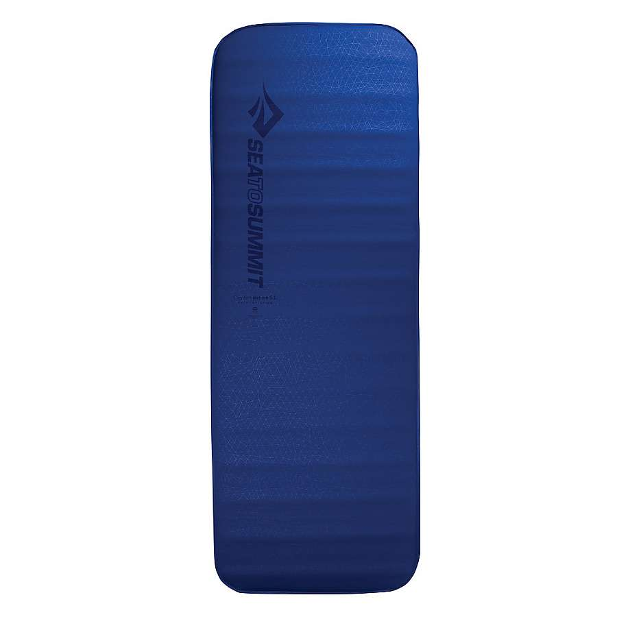Comfort Deluxe SI Mat pacific blue | Large