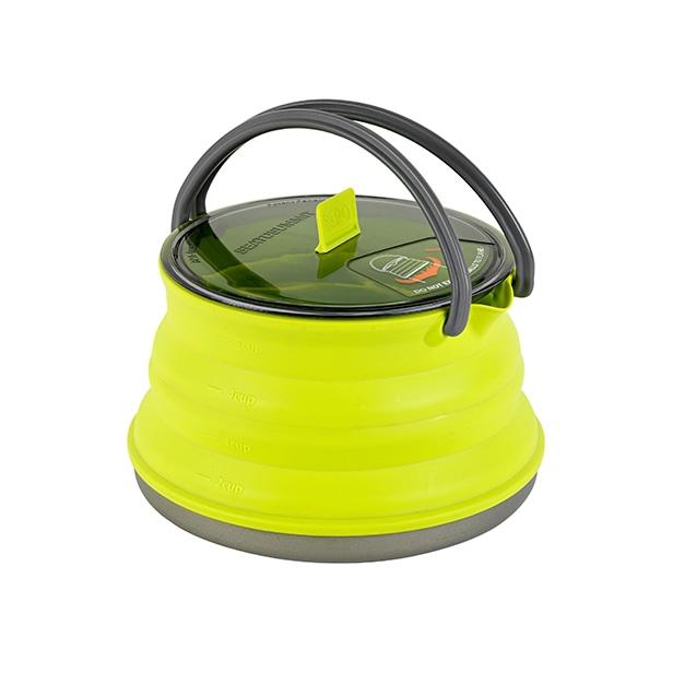 X-Pot Kettle 1,3 Liter - lime