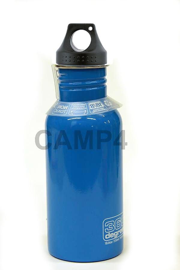 360 grad edelstahl trinkflasche im camp4 outdoor shop kaufen trinkflasche trinksystem. Black Bedroom Furniture Sets. Home Design Ideas