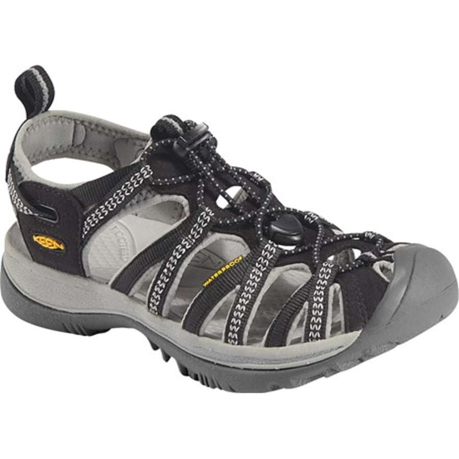 Whisper  Women black/neutral grey | US 9,5