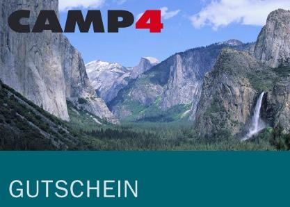 Camp4 Klettergurt : Camp gutschein im outdoor shop kaufen