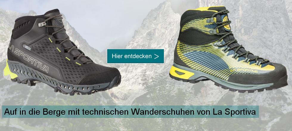 1-La Sportiva Wanderschuhe