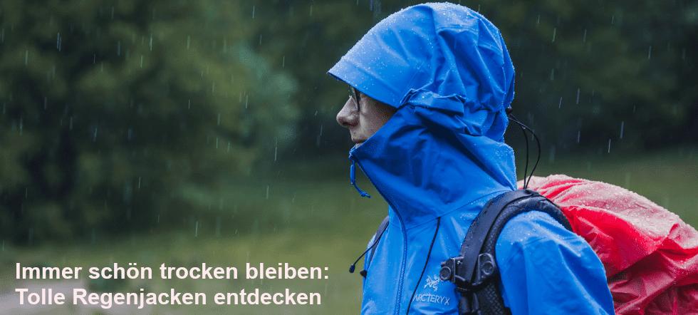 Regenjacke