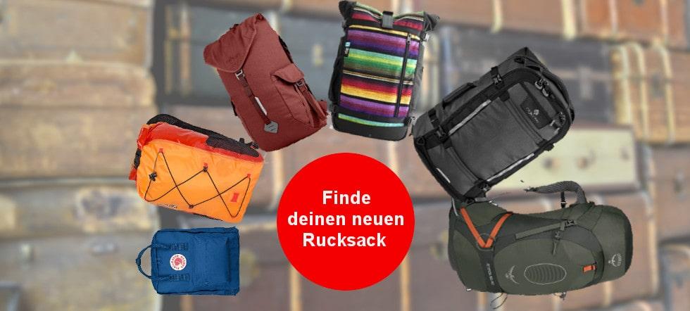 Banner-Rucksack