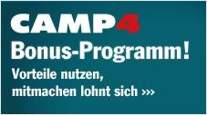 CAMP4 Bonusprogramm