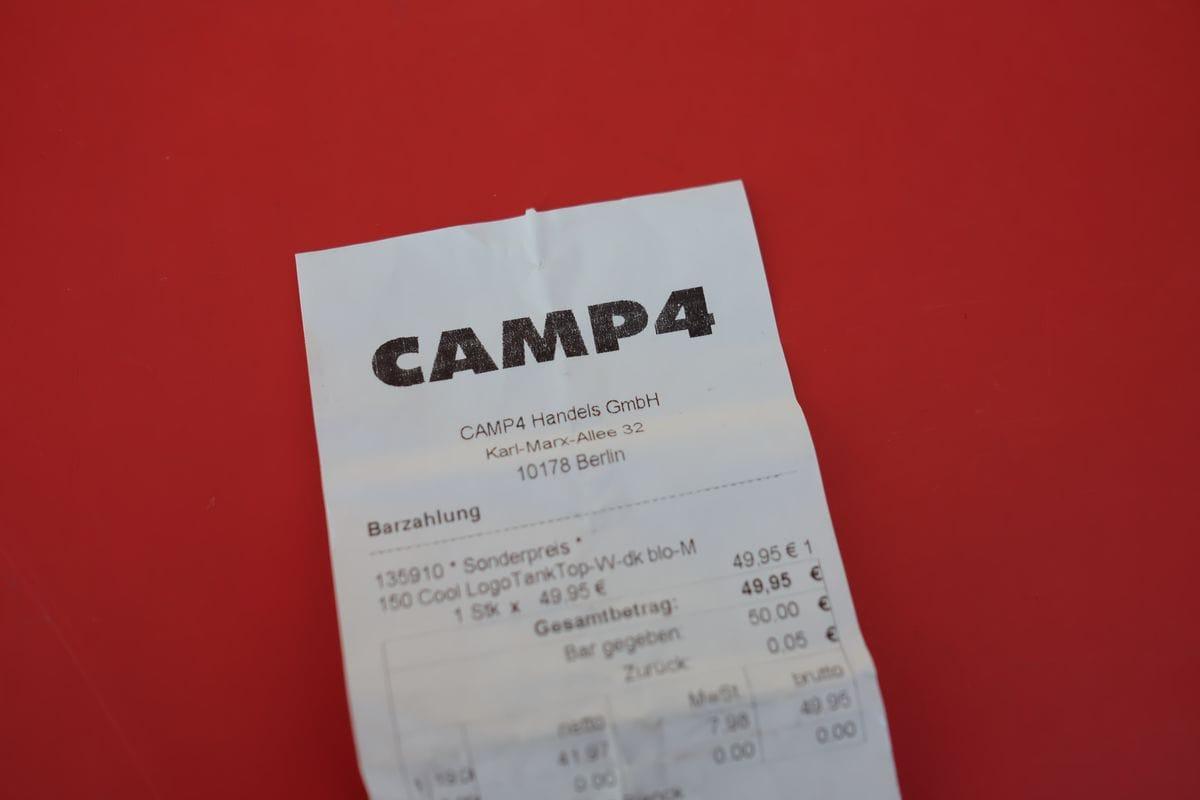 Camp4 Klettergurt : Tipps für clevere camp kunden