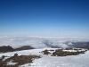 Blick in den wolkigen Norden