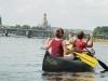Dresden mit der berühmten Frauenkirche - wir waren eine Attraktion für die vielen Japaner
