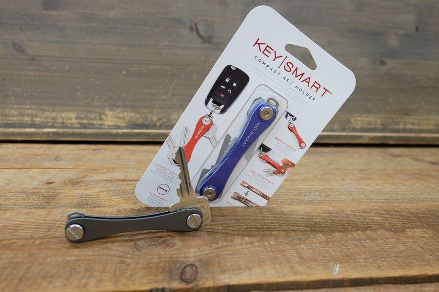 KeySmart - kein geklapper, schön kompakt und griffig in der Hand.