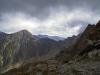 Nach dem Klettern wurde der Weg einfacher, verlangte aber trotzdem Konzentration