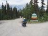 Einer der vielen Campingplätze in Kanada