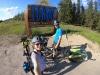 Yukon - larger than ife!