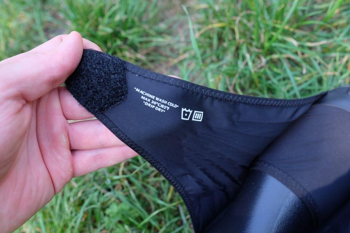 Das Stretchgewebe ist flexibel und der Schuh zudem waschbar. ©CAMP4/Dennis
