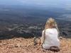 Ausblick vom Volcano Chico ...Terra inkognita