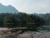 Panorama vom Ufer.