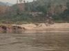 Ufer des Mekong.
