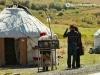 Kirgisische Nomaden