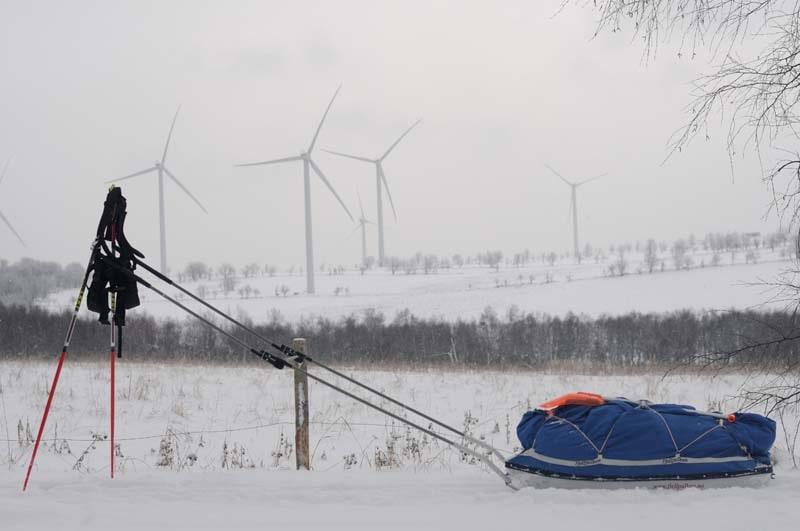 Outdoorküche Gas Turbine : Reisebericht: eine wintertour durchs erzgebirge mit pulka.