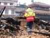 Suche in Kathmandu.