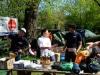 Spaß am CAMP4-Trödelmarktstand